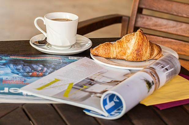 magazine Steve Buissinne